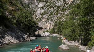 Rafting-Verdon Gorge-Discovery of Whitewater Activity in the Verdon Gorge-6
