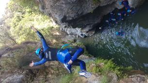 Canyoning-Costa del Sol-Canyoning on the Guadalmina River near Marbella-5