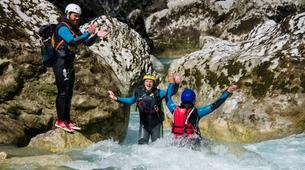 Kayak-Verdon Gorge-Half day sporty whitewater activity in the Verdon Gorge-4