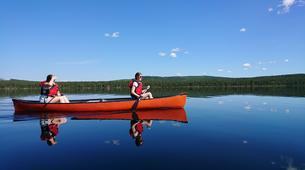 Kayaking-Kiruna-Canoe Day Tour in Swedish Lapland near Kiruna-2