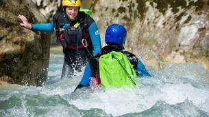 Kayak-Verdon Gorge-Half day sporty whitewater activity in the Verdon Gorge-3