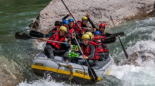 Rafting-Verdon Gorge-Discovery of Whitewater Activity in the Verdon Gorge-3