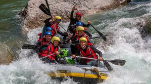 Rafting-Verdon Gorge-Discovery of Whitewater Activity in the Verdon Gorge-1