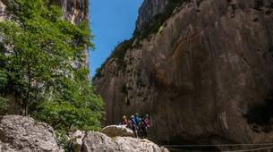 Kayak-Verdon Gorge-Half day sporty whitewater activity in the Verdon Gorge-2