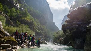 Kayak-Verdon Gorge-Half day sporty whitewater activity in the Verdon Gorge-5