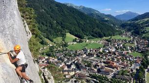 Via Ferrata-Annecy-Thônes Via Ferrata near Annecy-3