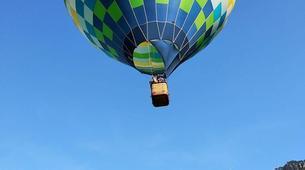Puenting-Belogradchik-Bungee Jump from a Hot Air Balloon over the legendary Belogradchik Rocks-1