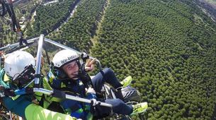 Paramotor-Ronda-Vuelo de parapente con motor en Ronda, Málaga-3