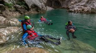 Rafting-Verdon Gorge-Discovery of Whitewater Activity in the Verdon Gorge-4