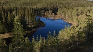 Kayak-Rovaniemi-Canoeing through the Wilderness in Lapland, Finland-4