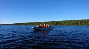 Kayaking-Kiruna-Canoe Day Tour in Swedish Lapland near Kiruna-6