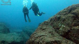 Scuba Diving-São Miguel-SSI / PADI Open Water Diver course from Vila Franca do Campo, Sao Miguel Island-3