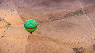 Paseo en Globo-Marrakech-Hot Air Balloon flight over the Altas mountains from Marrakech-1