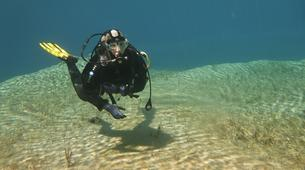 Buceo-Val Cenis, Haute Maurienne-Lake Diving near Suse and Avigliana lakes, Italy-4