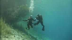 Buceo-Val Cenis, Haute Maurienne-Lake Diving near Suse and Avigliana lakes, Italy-1