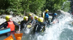 Hidrospeed-Val Cenis, Haute Maurienne-Hydrospeed down the whitewater of Val Cenis-4