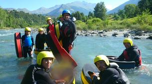 Hidrospeed-Val Cenis, Haute Maurienne-Hydrospeed down the whitewater of Val Cenis-3
