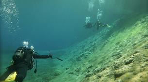 Buceo-Val Cenis, Haute Maurienne-Lake Diving near Suse and Avigliana lakes, Italy-3