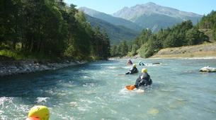 Hidrospeed-Val Cenis, Haute Maurienne-Hydrospeed down the whitewater of Val Cenis-1
