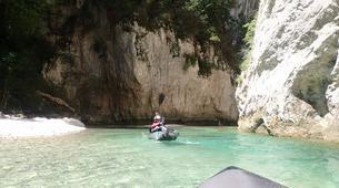Rafting-Verdon Gorge-Discover Packraft in Verdon Gorge-2