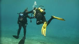 Buceo-Val Cenis, Haute Maurienne-Lake Diving near Suse and Avigliana lakes, Italy-2