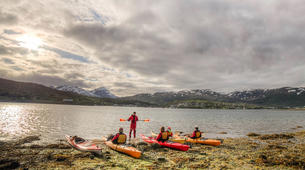 Kayak de mer-Tromsø-Kayak de mer à Tromsø-3