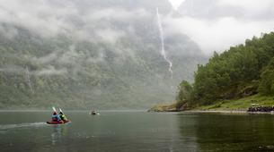 Kayak de mer-Voss-Guided Sea Kayaking through the Nærøyfjord from Voss-3