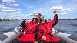 Jet Boat-Stockholm-Speed boat excursion in Stockholm-4