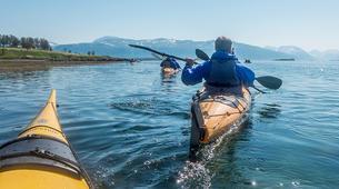 Kayak de mer-Tromsø-Kayak de mer à Tromsø-2