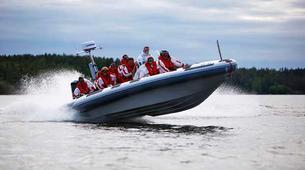 Jet Boat-Stockholm-Speed boat excursion in Stockholm-1