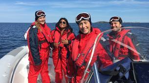 Jet Boat-Stockholm-Speed boat excursion in Stockholm-6