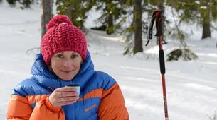 Raquette à Neige-Stockholm-Snowshoeing excursion in Stockholm-3