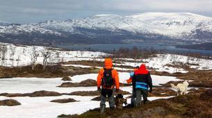 Hiking / Trekking-Tromsø-Husky Trekking near Tromso-3