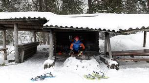 Raquette à Neige-Stockholm-Snowshoeing excursion in Stockholm-4