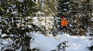 Raquette à Neige-Stockholm-Snowshoeing excursion in Stockholm-5