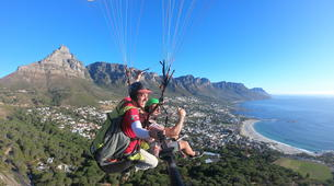 Paragliding-Cape Town-Tandem paragliding near Table Mountain in Cape Town, South Africa-1
