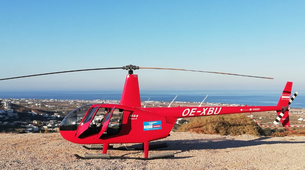 Helicopter tours-Santorini-Helicopter tours in Santorini-1