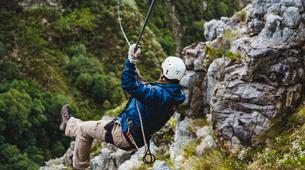 Zipline-Cape Town-Canopy tour in Elgin Valley's Hottentots Holland Nature Reserve-2