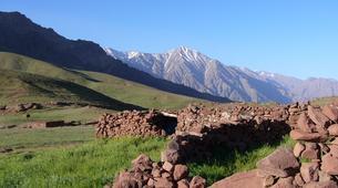 Senderismo-Marrakech-Guided trekking in the Zat valley near Marrakech-2
