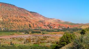 Senderismo-Marrakech-Guided trekking in the Zat valley near Marrakech-1