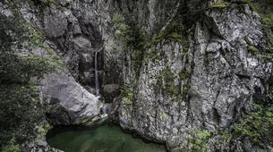 Canyoning-Piana-Descente du canyon du Zoïcu près de Soccia, en Corse du Sud-5