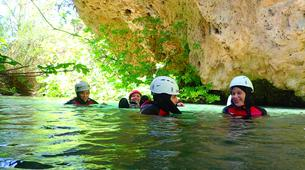 Canyoning-Gorgo de la Escalera-Canyoning au Gorgo de la Escalera près de Valence-1
