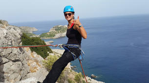 Rock climbing-Rhodes-Rock Climbing and Abseiling in Rhodes-2