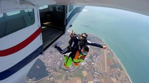 Skydiving-Le Havre-Tandem Skydive between Etretat and Le Havre-1