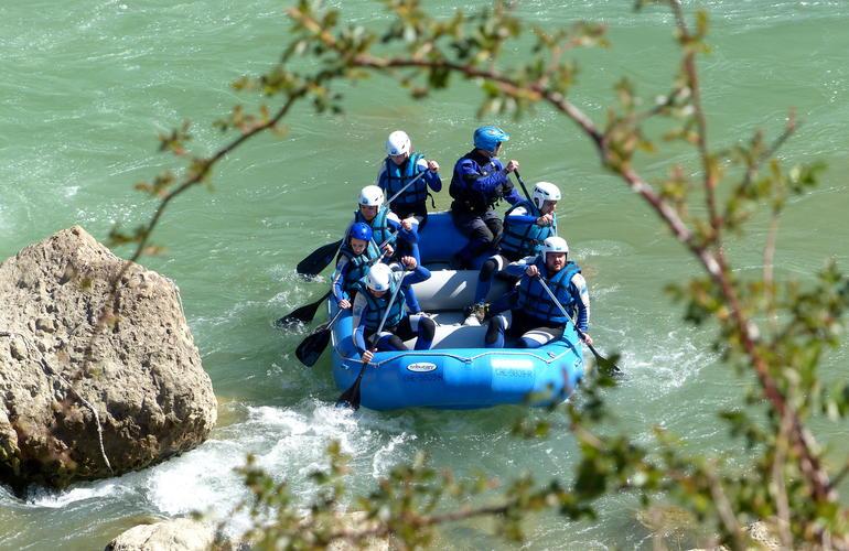 Rafting Spain