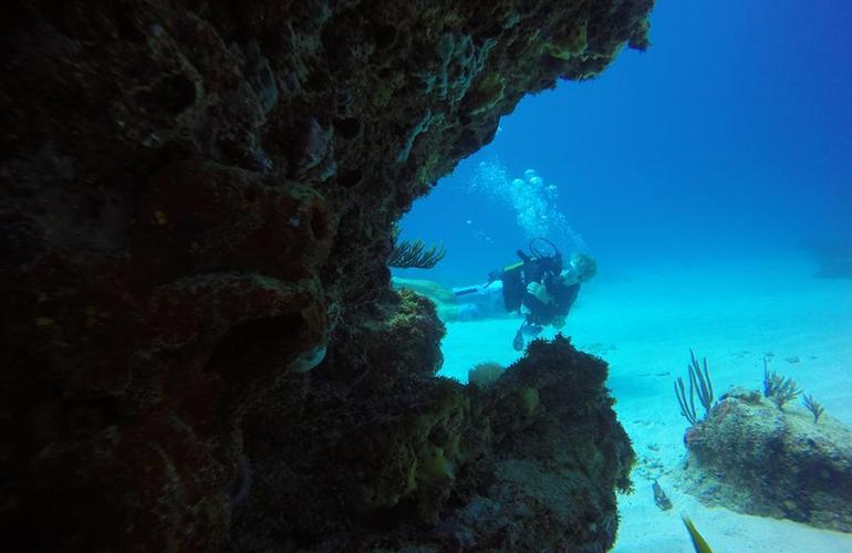 Plongées Exploration sur l'île de la Désirade en Guadeloupe