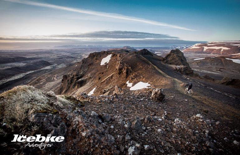 Visit Iceland by Fatbike