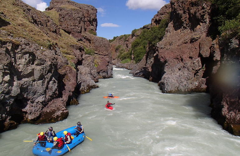 Rafting Destinations Europe, Iceland