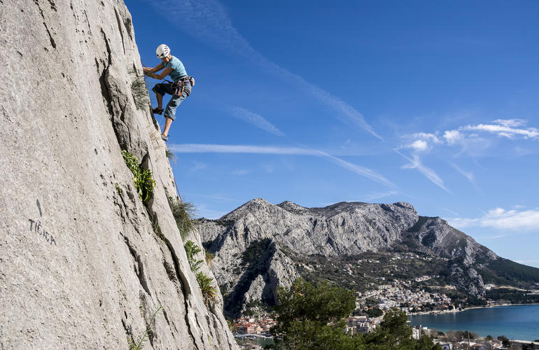 Climbing Croatia Adrenaline Hunter