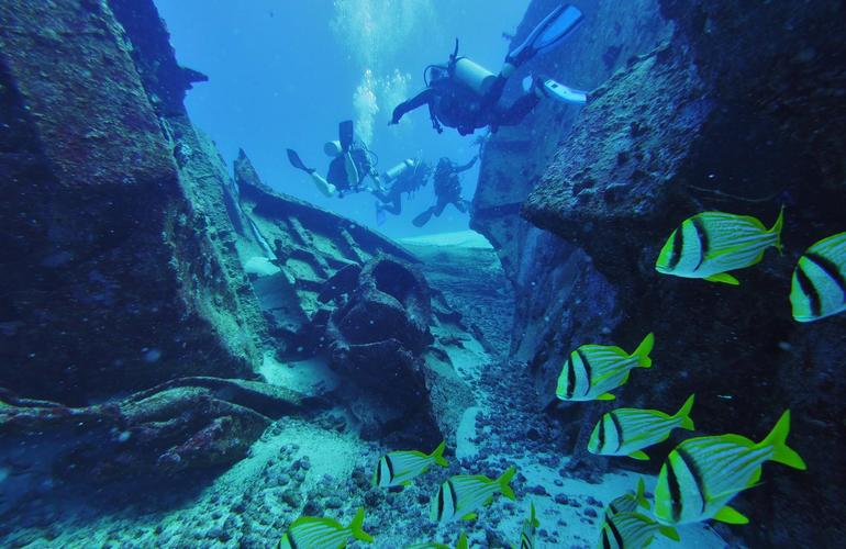 plongee Cancun